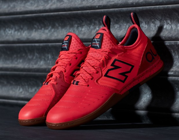New Balance Audazo v5 in Red