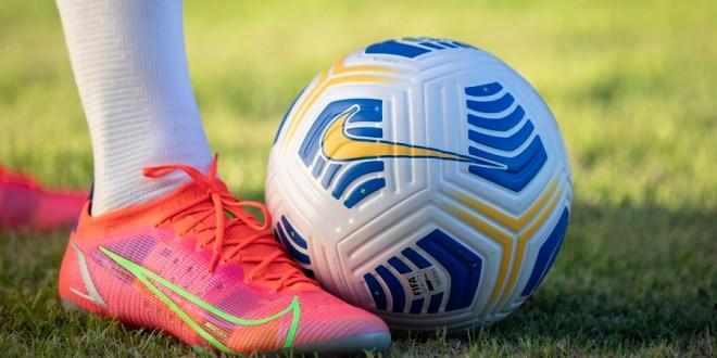 Nike Brasileirão Soccer Ball