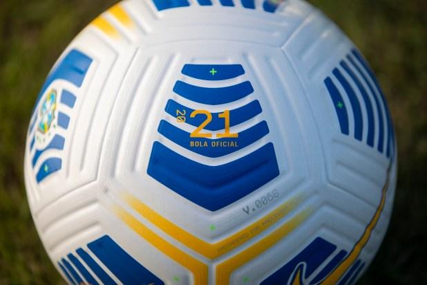 Nike Flight Brasil Soccer Ball