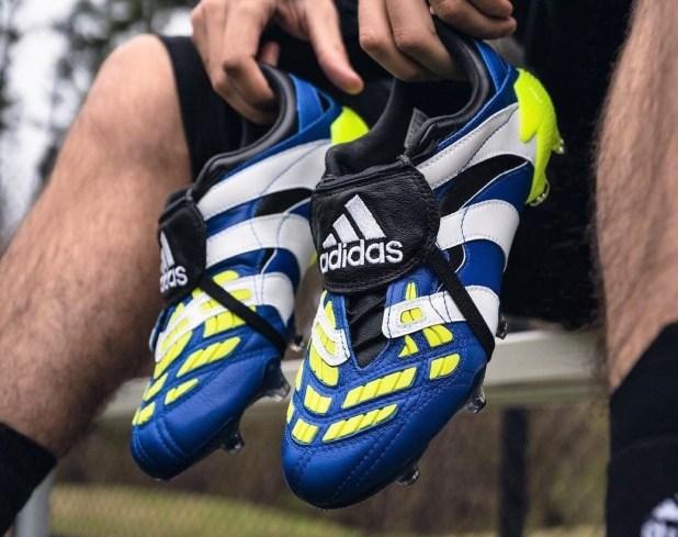 adidas Predator Blue Accelerator