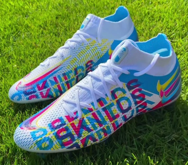 Nike Phantom GT Elite 3D Design