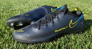 Nike Phantom GT Elite Black and Neon