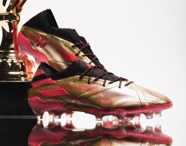 Messi Nemeziz.1 Silverware