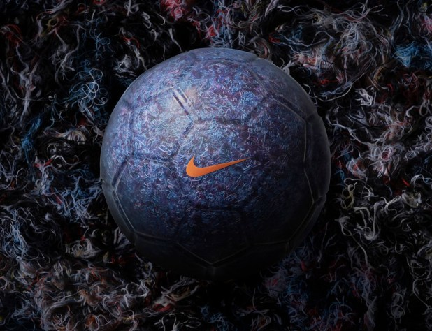 Nike Next Nature Soccer Ball Recycled