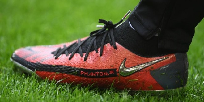 Mason Greenwood Debuts Nike SK Phantom GT