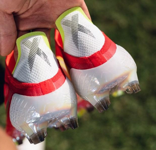 adidas X Speedflow+ Heel Design