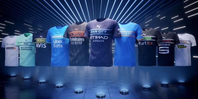 Puma 3rd kits 2022
