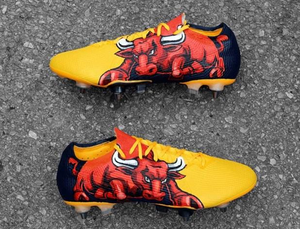 Custom Adama Traore Vapor Boots