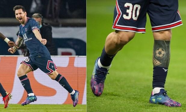 Messi in Messi.1 Speedform