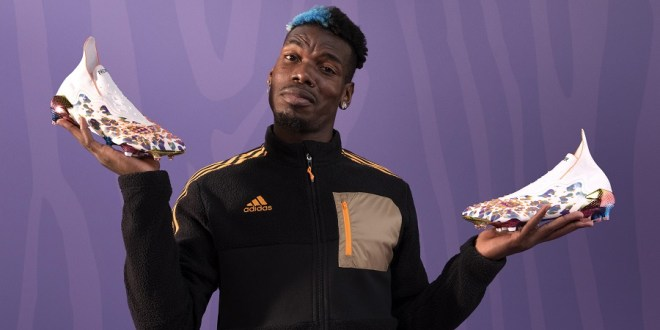 Adidas Release First Ever Paul Pogba 100% Vegan Boot!