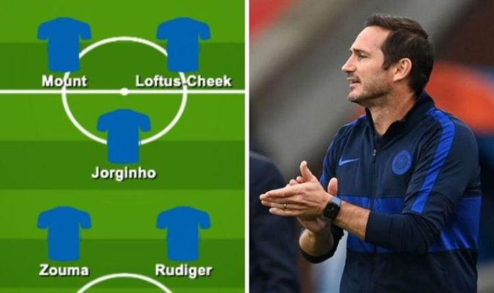 Chelsea team news: Predicted 4-3-3 line up vs Sheffield United – Lampard axes three stars