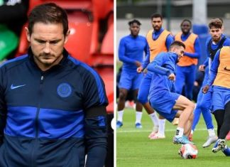Chelsea boss Frank Lampard tipped to make ruthless transfer decision after Sheff Utd loss
