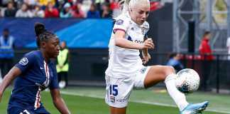 Lucy Bronze and Alex Greenwood extend Lyon contracts