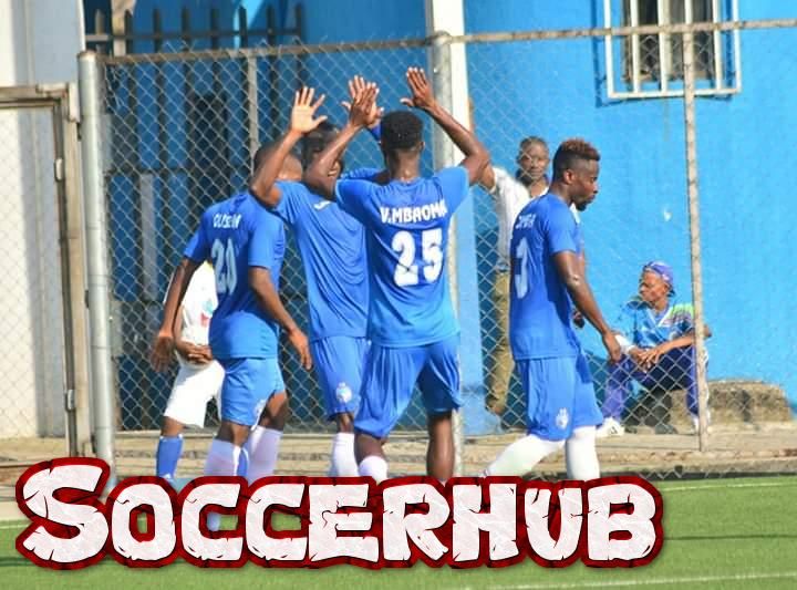 Enyimba get past Rivers united tough test