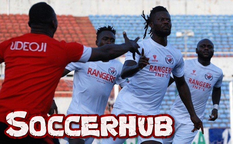 NPFL: Ifeanyi Ubah hopes to extends Rangers misery 5