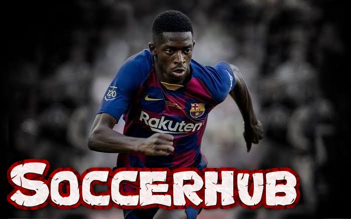 Dembele: Barcelona gives updates on his latest injury 1