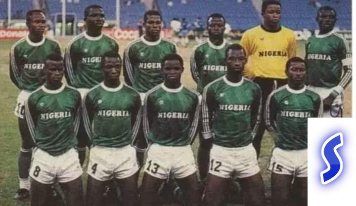 The Miracle of DAMMAN: The night Nigeria set a world cup record.