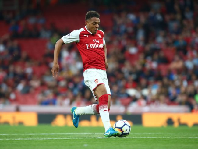 Another Arsenal player values 50m pounds
