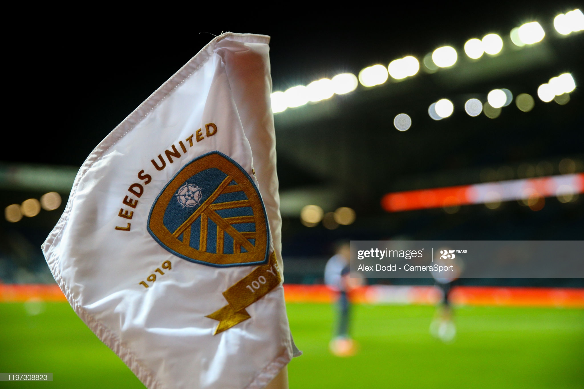 LEEDS, ENGLAND - JANUARY 28: A general view of Elland Road, home of Leeds United during the Sky Bet Championship match between Leeds United and Millwall at Elland Road on January 28, 2020 in Leeds, England. (Photo by Alex Dodd - CameraSport via Getty Images)