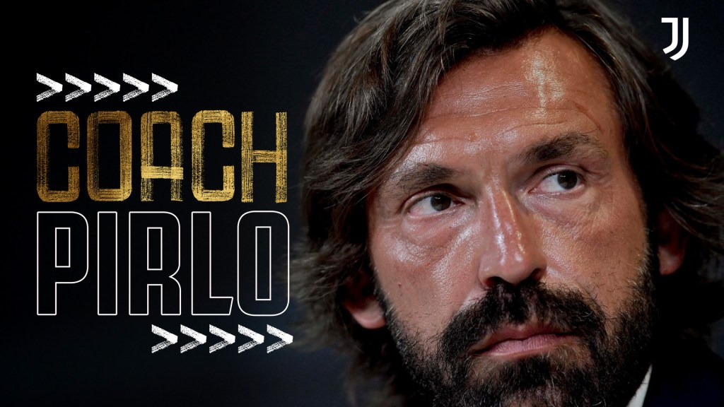 Andrea Pirlo appoints as Juventus new head coach