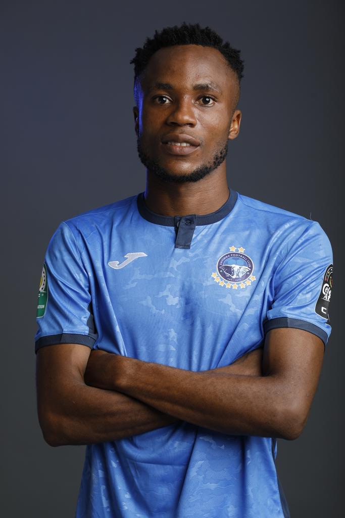 Enyimba Morning headline:  Another Foreigner joins Aba gaint<br>