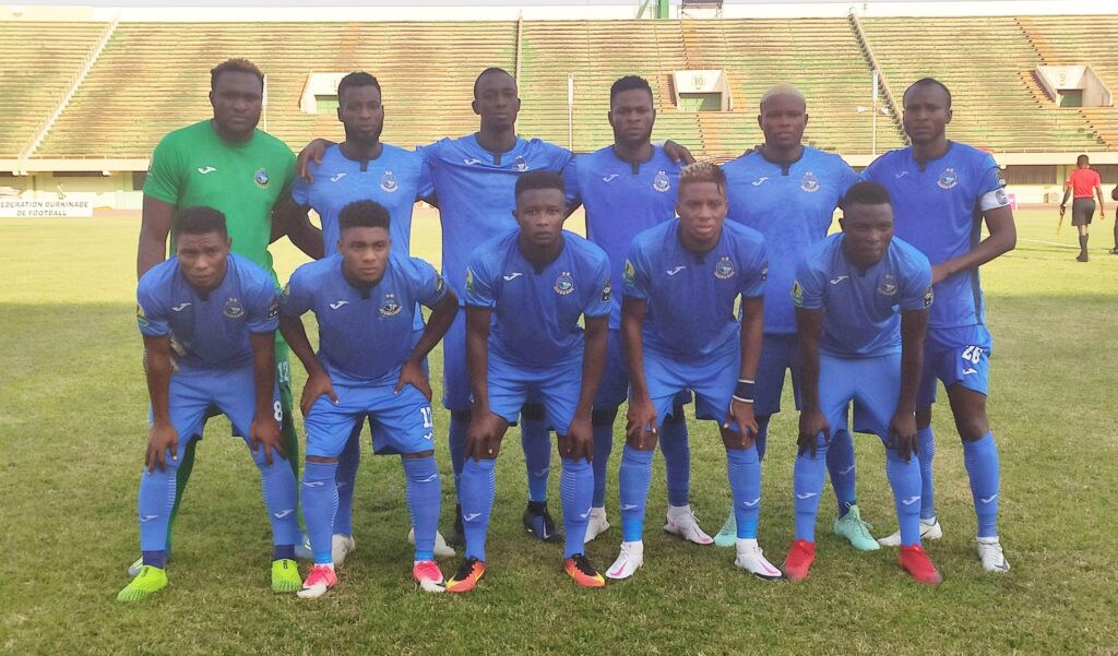 Fatai Osho fire warnings to Enyimba ahead of Rivers United Clash