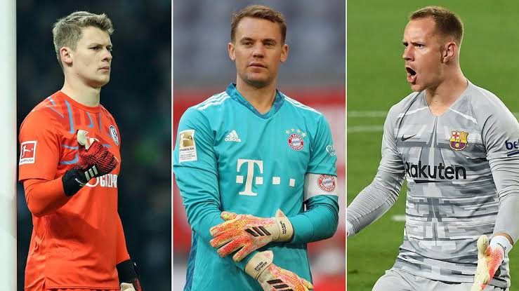 Neuer best save ahead of Bayern UCL clash