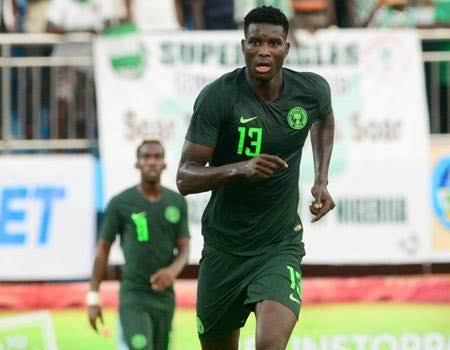 Lawal want Paul Onuachu to brings his club form to the national team