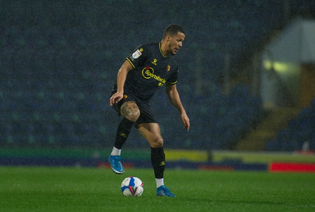Troost Ekong target automatic promotion for watford