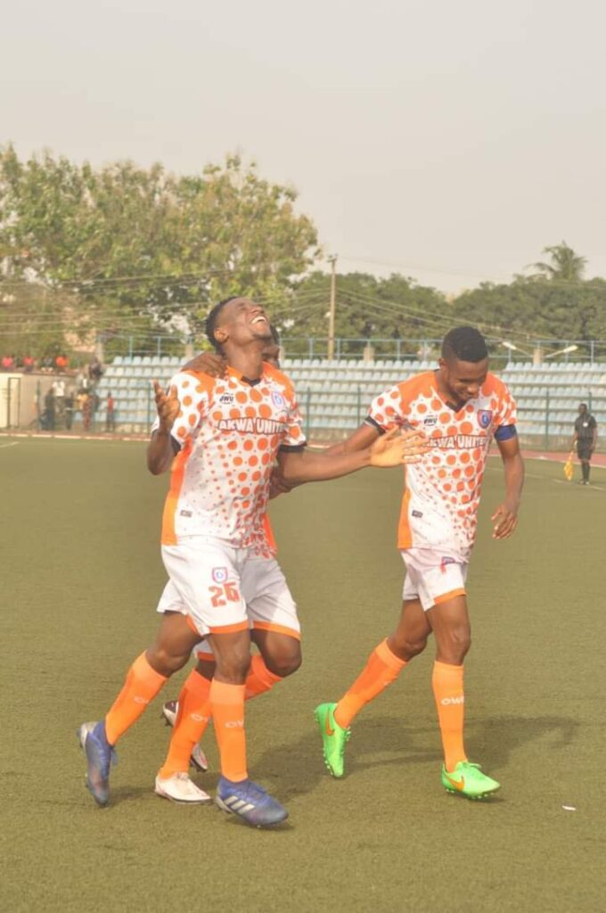 Akwa United Crash out of the CAF Champions league