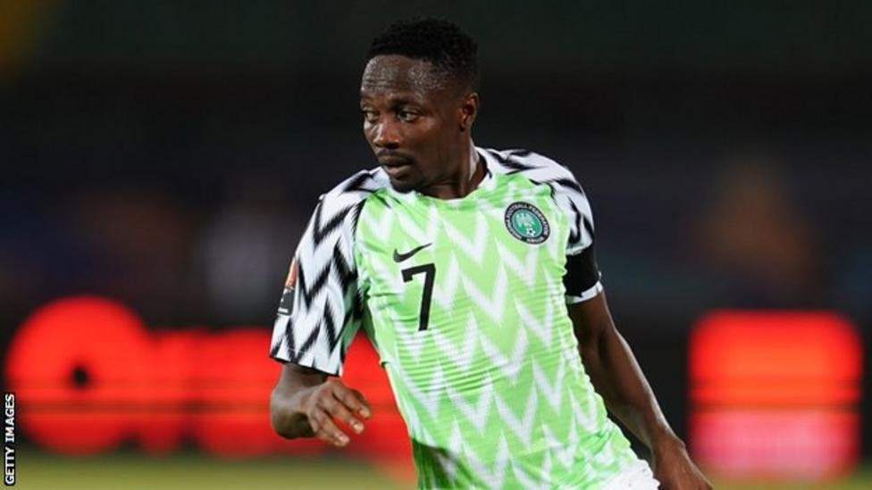 Clubless Ahmed Musa get eagles call up, Esin Backs him