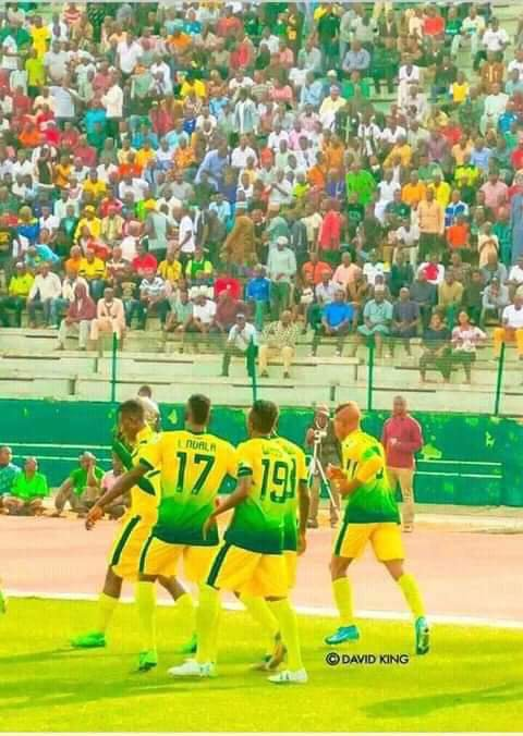Sport ministry approve the return of NPFL fans to stadium