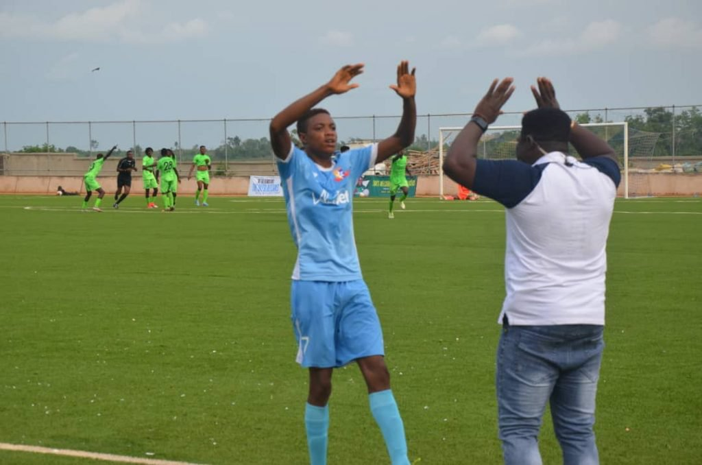 Daniel Ogunmodede delighted as Remo Stars defeat One Rocket