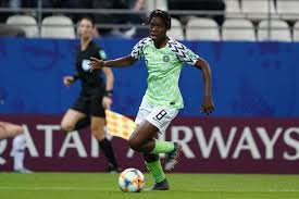 What Oshoala told teammates after Nigeria comeback against Portugal