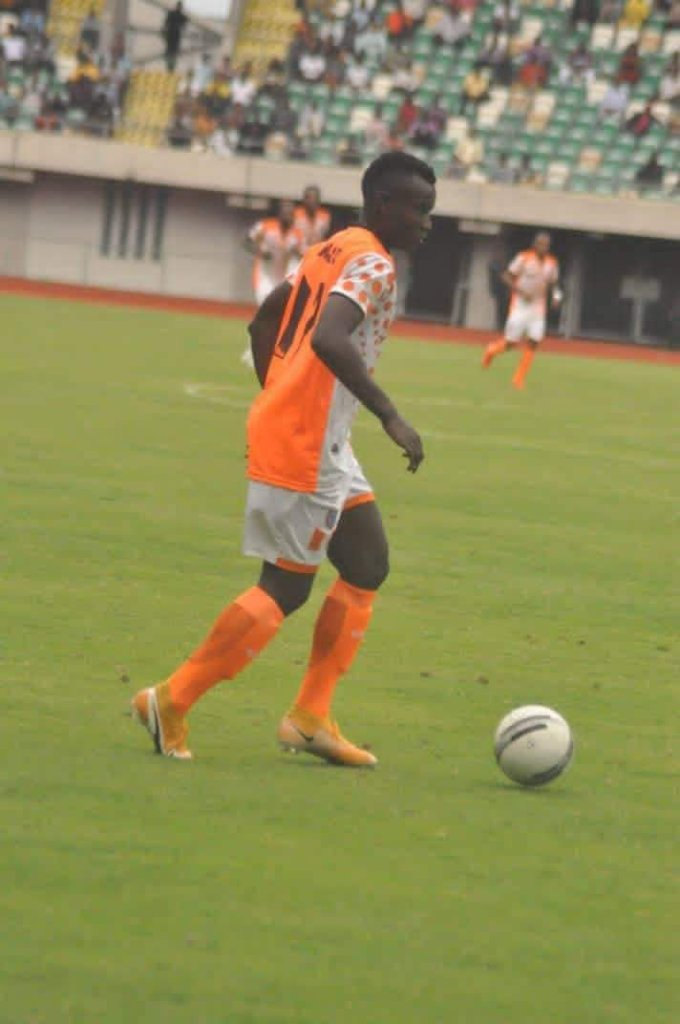 Nasiru Jubril set to face his former side as Awka United face Tourist