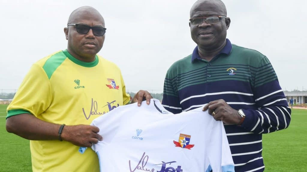 Things we noticed about Ogunbote deal with Remo Stars