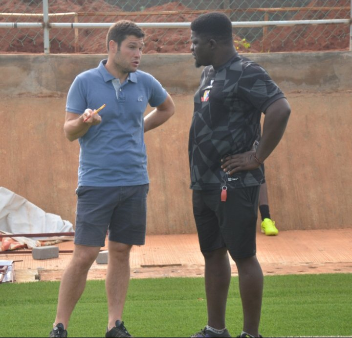 Daniel Ogunmodede set to join CD Feirense, after guiding Remo Stars to NPFL