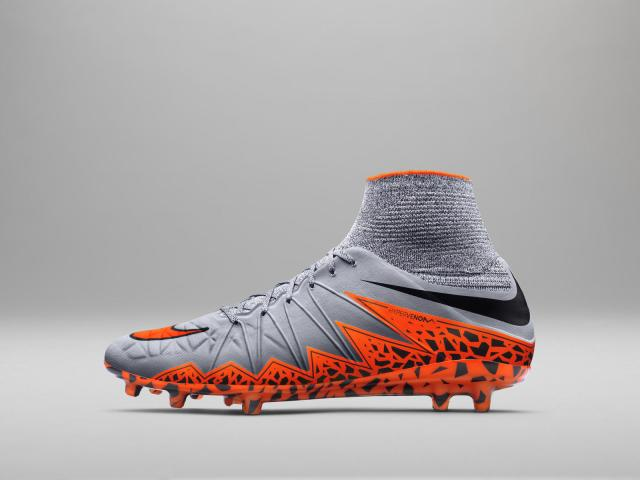 Nike Hypervenom II Side View