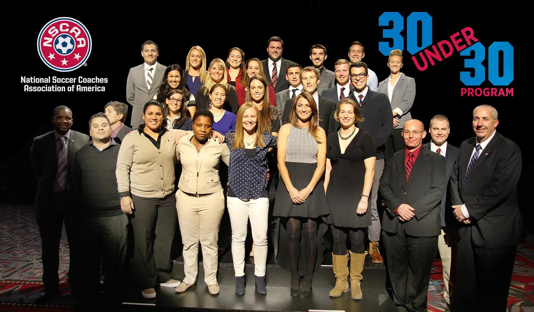 NSCAA opens application for 30 under 30 program