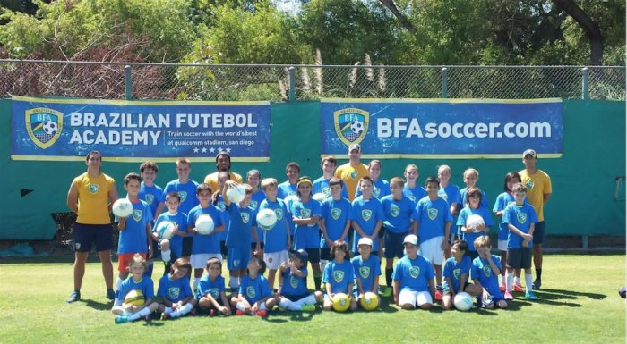 Summer Soccer Camps Brazilian Futebol Academy Soccernation