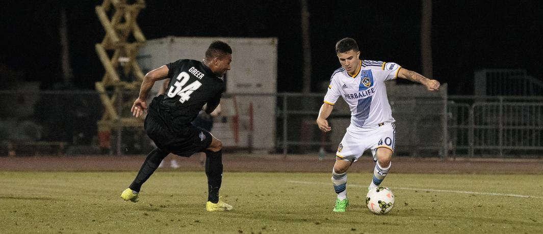 Young Guns Come Through as LA Galaxy Advance in U.S. Open Cup