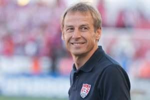 USMNT head coach, Jurgen Klinsmann