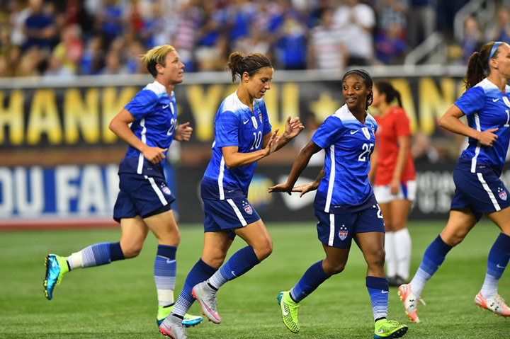 Making Sense of the U.S. Soccer and U.S. Women's National Team Controversy