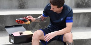 adidas Announces Limited Edition Messi 10/10