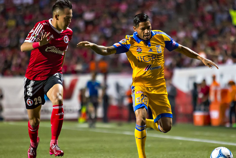 Liga MX leader Pumas comes to the border to face Xolos