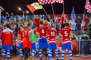 SoccerNation Exclusive: Ziggy Korytoski and Albion Pros back on track (Part 1)
