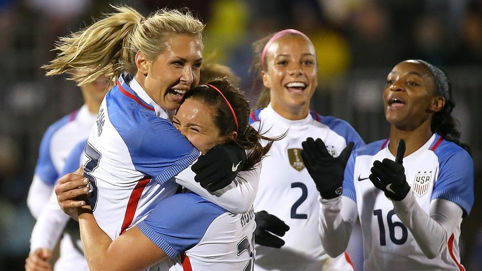 USWNT Draw France, New Zealand, & Colombia In Olympic Draw