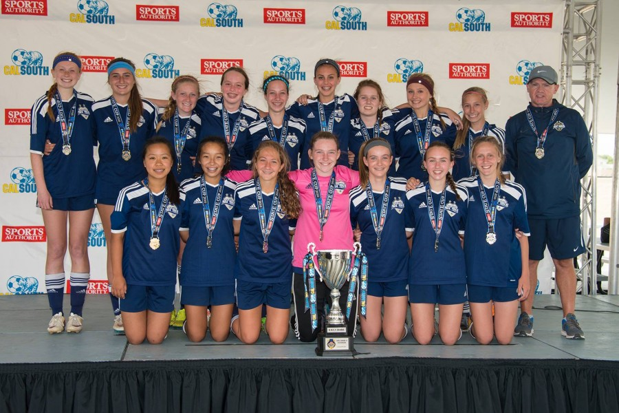 DMCV Sharks GU14 Brian Smith Win State Cup Championship