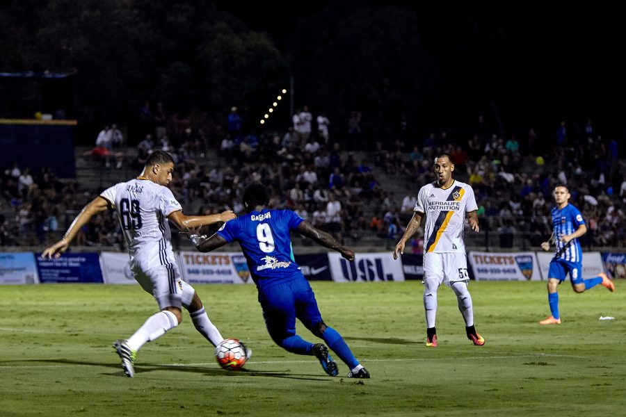 OC Blues Split Results, LA Galaxy II Grab Road Point in USL Action
