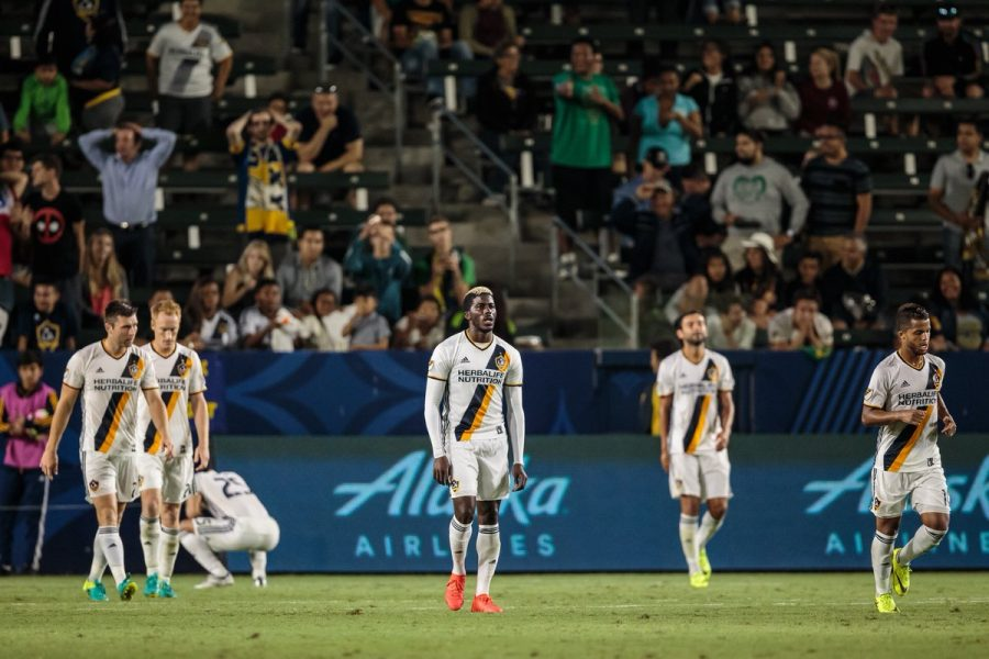 LA Galaxy Collapse in Final Minutes to Lose U.S. Open Cup Semifinal